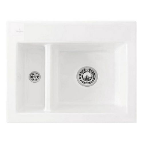 Villeroy and Boch Subway XM CeramicPlus Ceramic Kitchen Sink